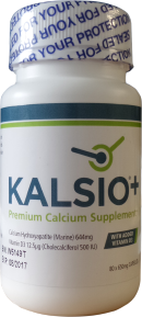 kalsio+ premium calcium supplement